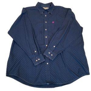 Panhandle slim button down shirt